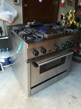 Thermador  Professional Series 36 Inch Pro Style Gas Range  PRG364GDUS