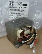 Electrolux   Frigidaire 5304479021 Microwave Oven High Voltage Transformer   NEW