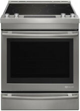 Jenn air JES1450FS Stainless Steel 30  Electric Range BRAND NEW  NEVER USED