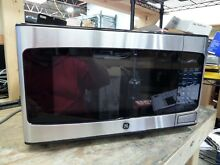 GE 1 1 CuFt 950W Microwave Oven Stainless Steel JES1145SHSS