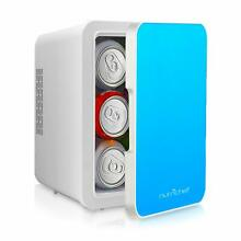 Heat and Cool Mini Fridge   Personal Compact and Portable Electric Cooler and Wa