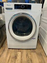 New stackable washer and dryer