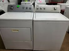 Whirlpool heavy duty extra large capacity Plus Washer and Dryer Set
