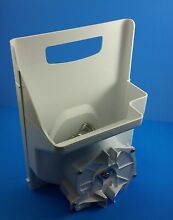 WR49X10322 GE Refrigerator Ice Bucket Auger   Motor Assembly  A2 1