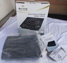 DuxTop 8300ST 1800 W Electric Induction Cooktop Countertop Burner NEW