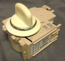 GE Washer Timer With Knob Pt    WH12X10254  R3S2