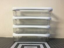 KitchenAid Refrigerator Door Bin Set of 4 P  2205821 W10169669 WPW10169669