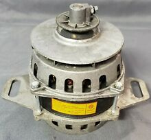 Haier Washer Motor 0034000074 Pt    WD 4550 85  R4S4