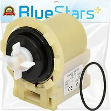 Ultra Durable 8540024 Washer Drain Pump  Part By Blue Stars   Exact Fit For Whir