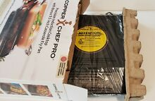 Copper Chef Pro Induction Cooktop With 9 5  Fry Pan  Black  New open Box