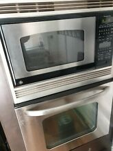 GE Combination Oven Microwave