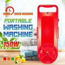 150W 220V Portable Houshold Handy 360  All Round Washing Machine Washer Cleaning