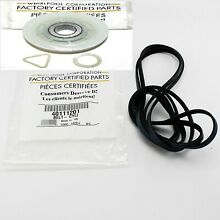 40111201  279640  3388672 Dryer Idler Wheel and Belt Set Replaces