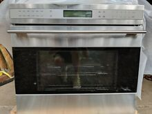 30  Wolf Wall Oven SO30 2F S