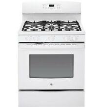 New and unused GE Stove oven for sale  30 in  5 0 cu  ft  Gas Range with Self C