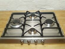 SMEG 60cm Gas Cooktop used