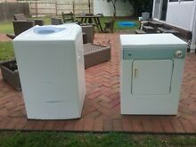 Washing Machine  and Dryer Set Crosely  Portable