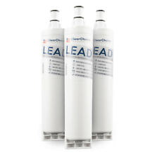 Clear Choice Lead Replacement Filter for Whirlpool  Kenmore 4396508 4396510  3Pk