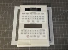 GE Microwave Oven Combo Control Panel P  WB36X10096