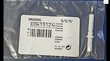 2 PACK NEW IN PACKAGE REPLACEMENT RANGE THERMADOR ELECTRODE 00415124