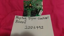 MAYTAG DRYER CONTROL BOARD 2206492 30 DAYS WARRANTY  FREE SHIPPING