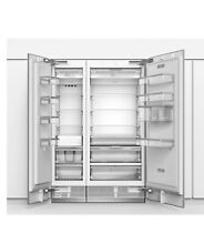 Thermador 48  Column 30  Refridgerator And 18  Freezer