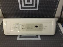 Kenmore Washer Control Panel Bisque P  8283437