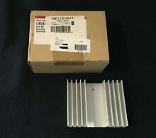 GE PROFILE DRYER REPLACEMENT PART   HEAT SINK     WE11X10017   NEW FACTORY PART