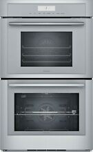 Thermador 30  SS Masterpiece Upper Steam Lower Convection Double Oven MEDS302WS