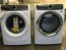 Eflw427uiw efme427uiw 27  Electrolux Front load Washer and Electric Steam Dryer