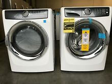 Electrolux front load steam 4 3 cu ft washer and steam gas 8 0 cu ft dryer set 0