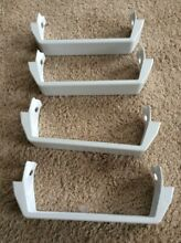 WP2177963K Refrigerator Freezer Door Shelf Rails  4   Free Shipping