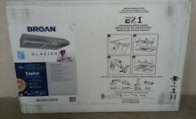 Broan Glacier BCSEK130SS Under Cabinet Range Hood Stainless Steel 30 Inch SEALED