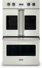 Viking 7 Series VSOF7301SS 30 Inch French Door Thermal Convection Wall Oven with