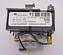 GE Hotpoint Dryer Timer 212D1233P007  WE4M359