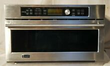 GE Monogram ZSC1201NSS Wall Oven with Advantium Speedcook Technology  Stainless