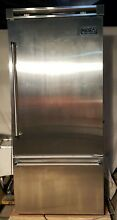 Viking VCBB363RSS Professional Refrigerator  Stainless Steel