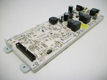 GE Dryer Electronic Control Board WE4M331  WE4M488