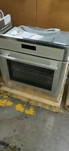 Thermador Masterpiece ME301WS 30 In Single Wall Oven True Convect Stainless