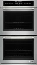 Jenn Air 30  V2 Pro Style Series SS Double Wall Oven JJW3830DP