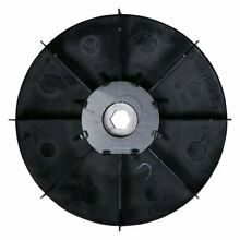 Genuine OEM GE WH01X10608 Laundry Center Washer Drive Motor Pulley New