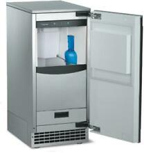 Scotsman SCN60PA1SS  15 Inch Outdoor Freestanding and Built In Ice Maker