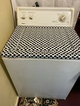 Kenmore Washing Machine Series 80 works excellent normal wear