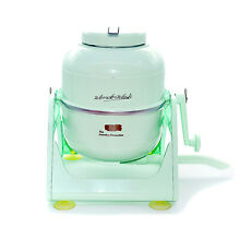 The Laundry Alternative Non electric Mini Washing Machine Wonderwash2 Mint Green