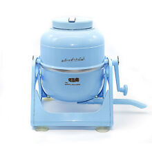 The Laundry Alternative Non electric Mini Washing Machine Wonderwash 2 Blue