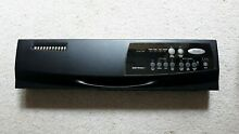 Whirlpool Quiet Partner I Dishwasher Touch Control Panel   Control board   Latch