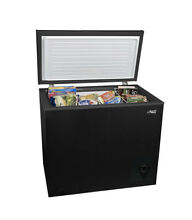 Arctic King Freezer 7 cu ft  Chest Freezer BRAND NEW Black  FAST FREE SHIPPING