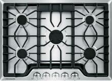 Frigidaire FGGC3047QS 30 Gas Cooktop with 450 18 000 BTU in Stainless Steel