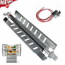 WR51X10055 Defrost Heater   Thermostat Kit Fits GE Hotpoint Refrigerator STOCK