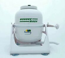 The Laundry Alternative  Non Electric  Hand Cranked Small Portable Washer
